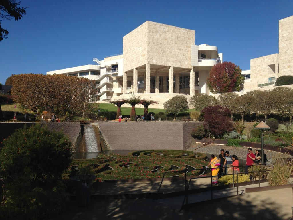 The Getty Center. Lots of art, architecture and nice gardens. Tourist bonus points.