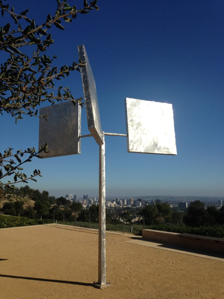 Amazing view from The Getty