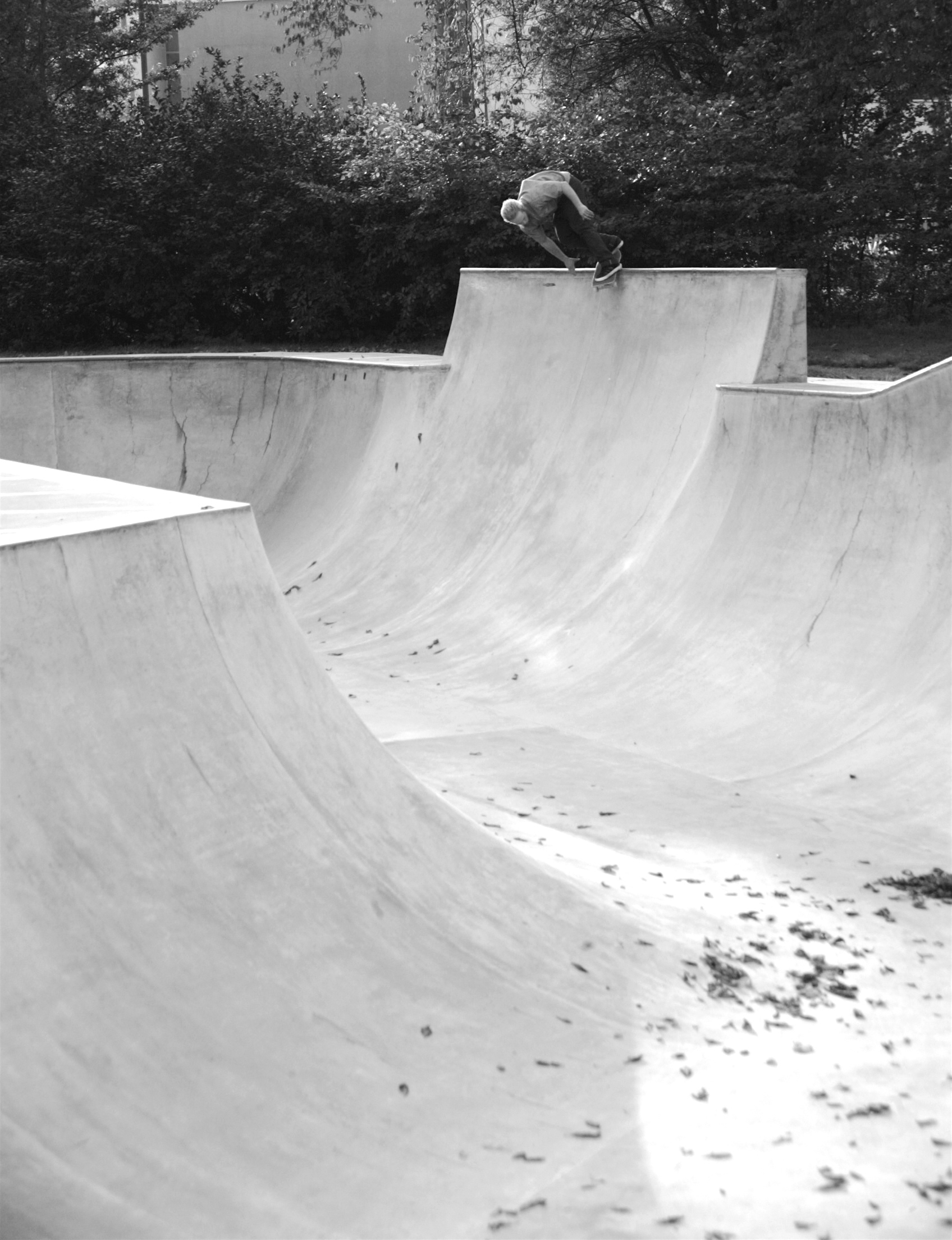 Peter Stege, Bs Smithgrind. Photo: Lars Dalby