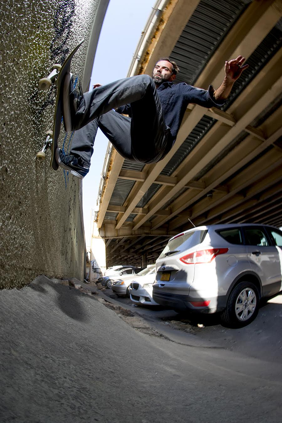 Foto Matt Price Wallride