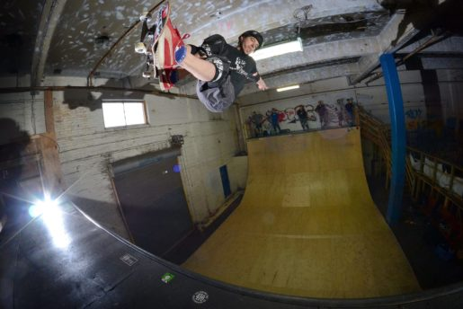 Frontside bone, foto: