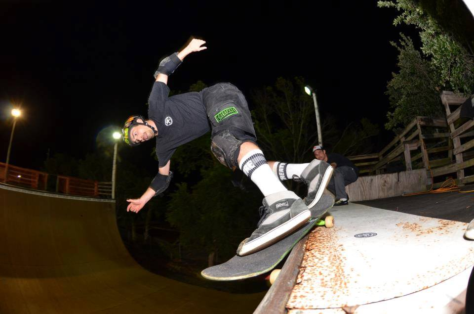 Bs Smith grind, foto: