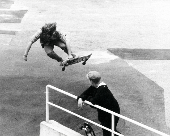 Boneless 1985 Foto by Ulf Bjerre