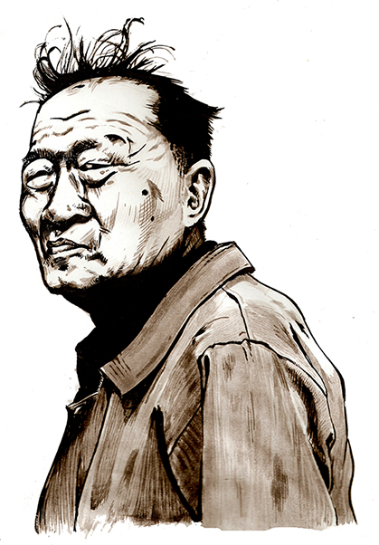 chinaman1, drawing my LG.