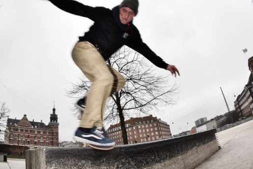 BS Nose blunt slide, Jamers. Foto: Robert Osis