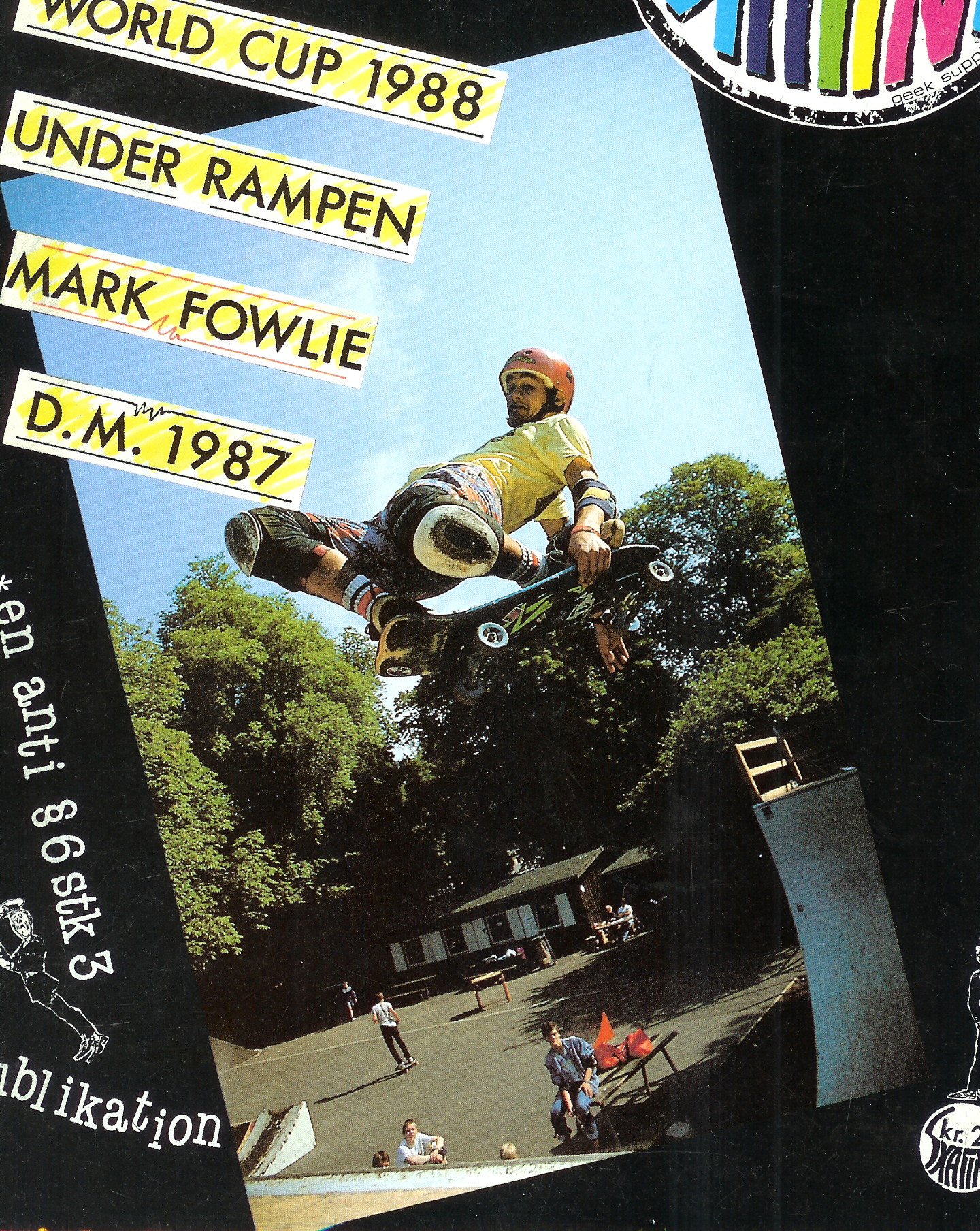 Cover of Skating , Morten T