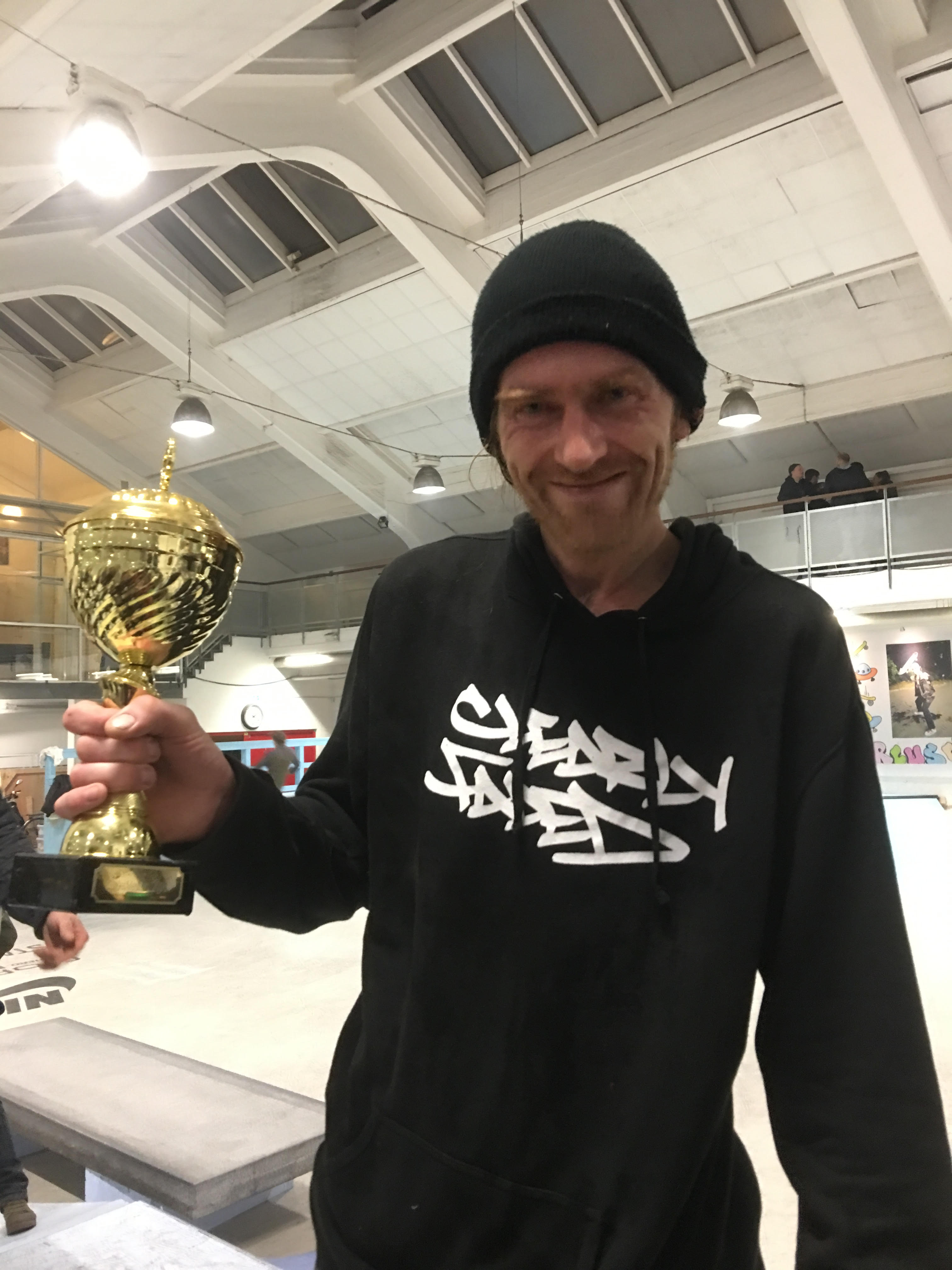 Nico Crafty won Streetmasters 2016