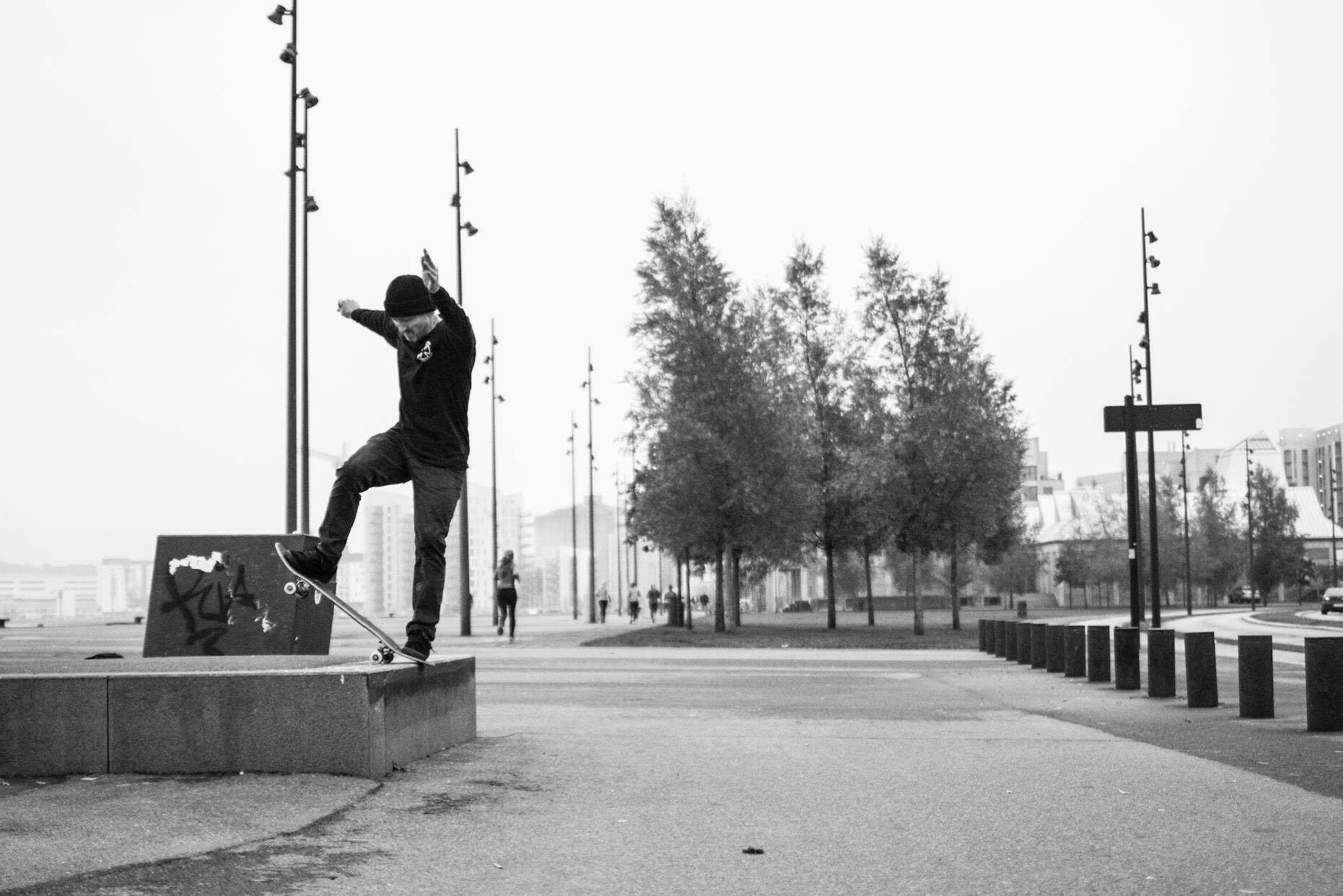 Kim Stær, Nose blunt slide, Photo: unknown credits coming