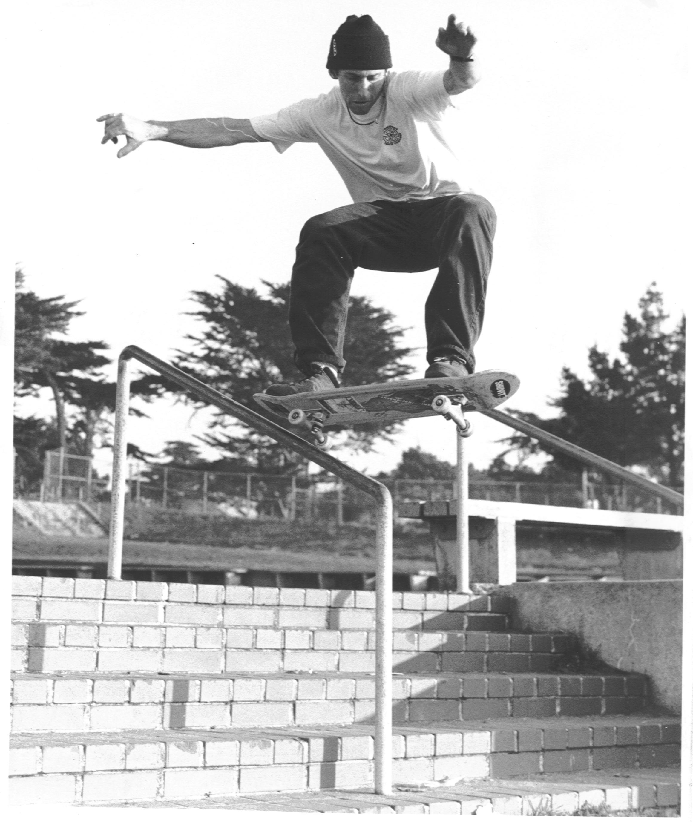 Sash - FS Five O. San Fran. 94' Photo: Dean Randall Pic