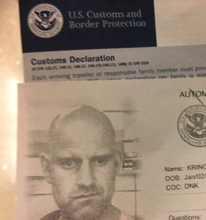Customs in the US, can be a    farkery