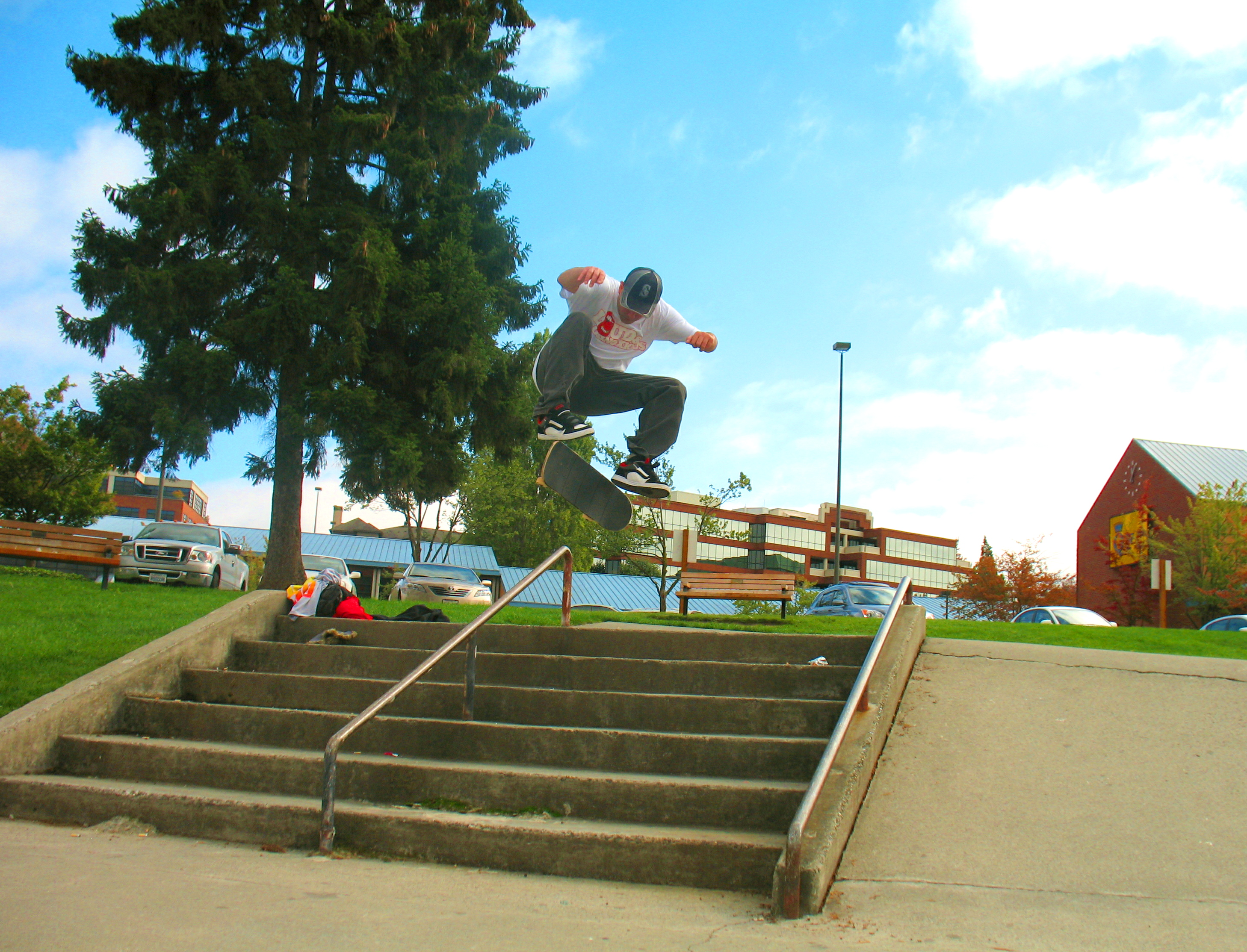 kirkland park, Kickflip, photo: unknown credits coming