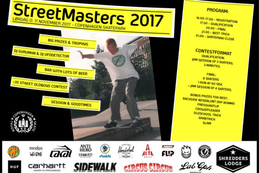 streetmasters17 - Poster - ENG - 1