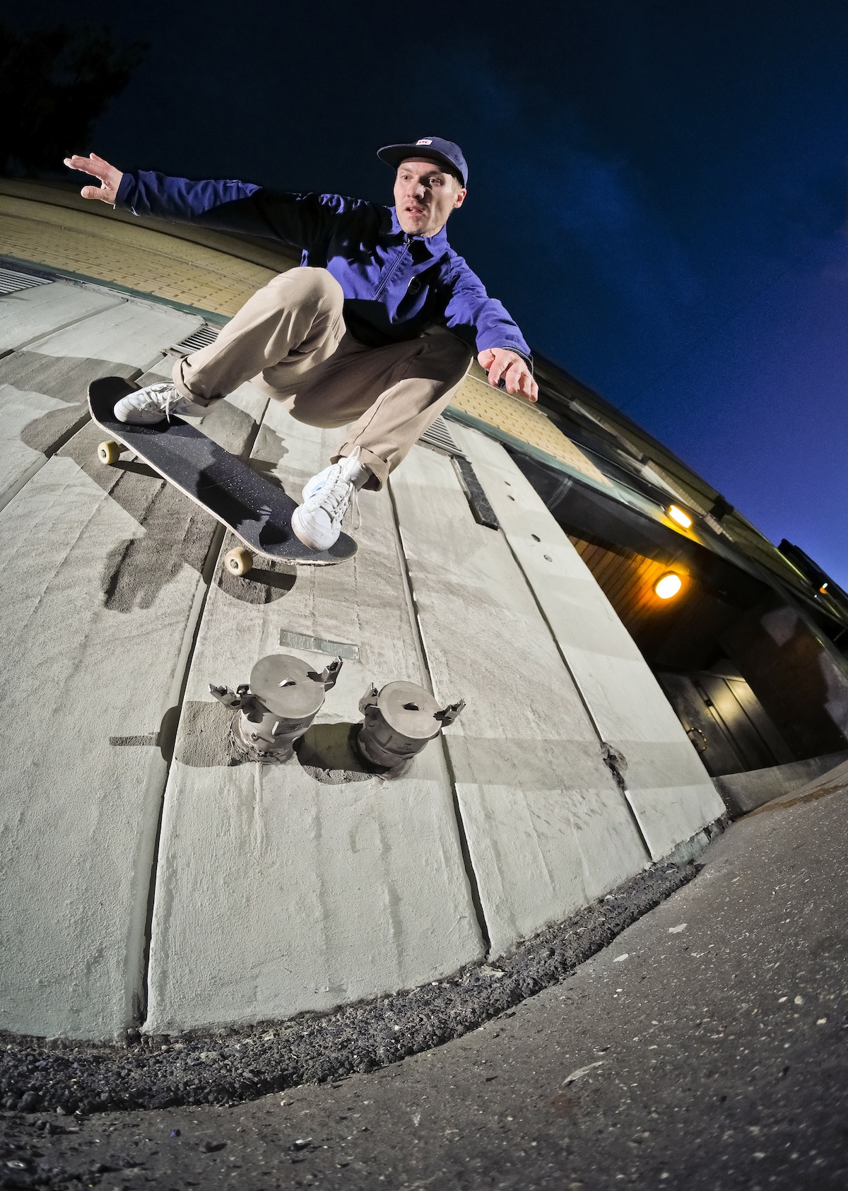 Switch Wallride. Photo: Samu Karvonen