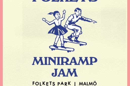FOLKET MINI RAMP JAM