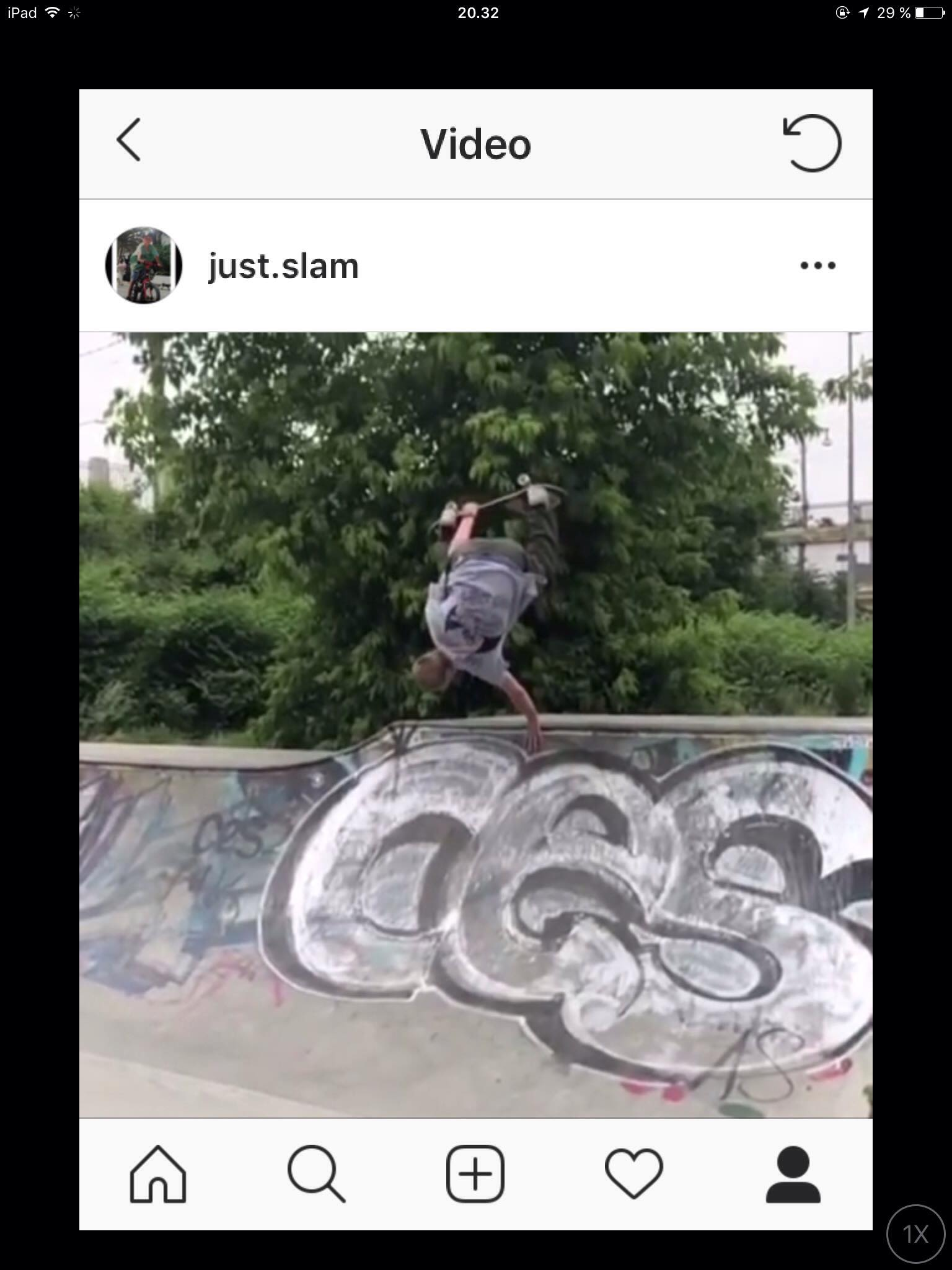Screen shot of a Bs Andrecht in the Dog shit park (Berlin) david was filming it, little clip from one of my visits