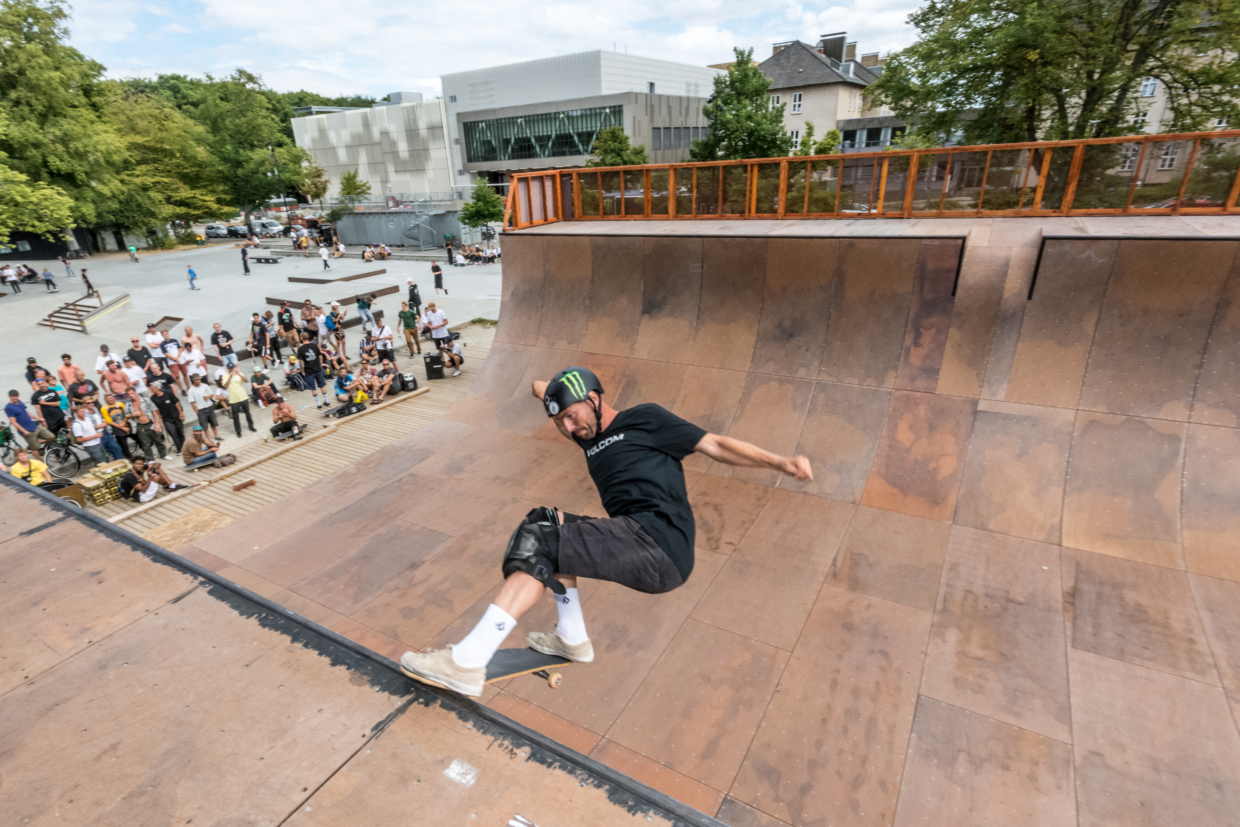 CPH PRO 2018 Vert and Hullet Session - 11 - Rune Glifberg