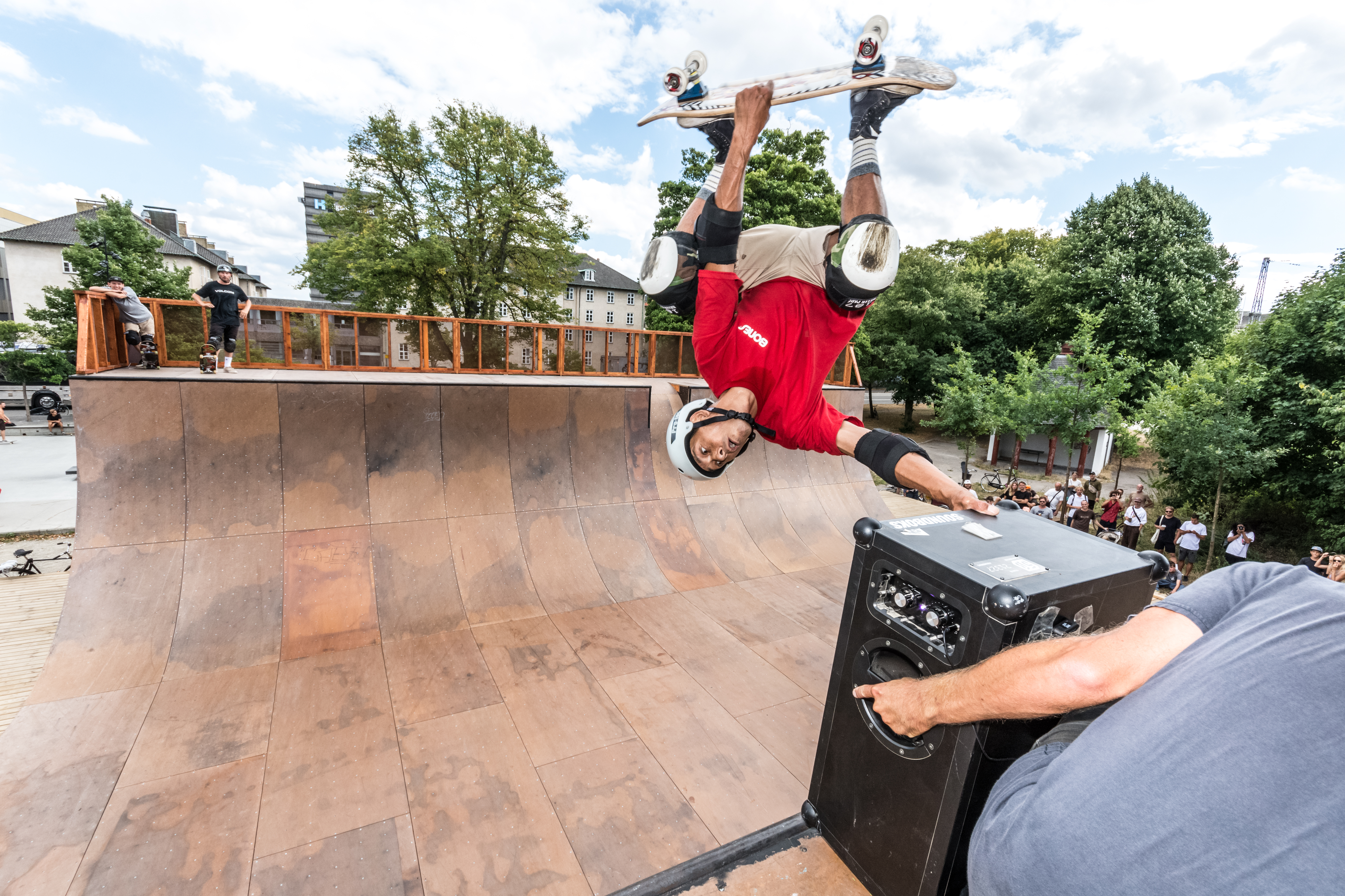 CPH PRO 2018 Vert and Hullet Session - 14 - Nicky Gurrero