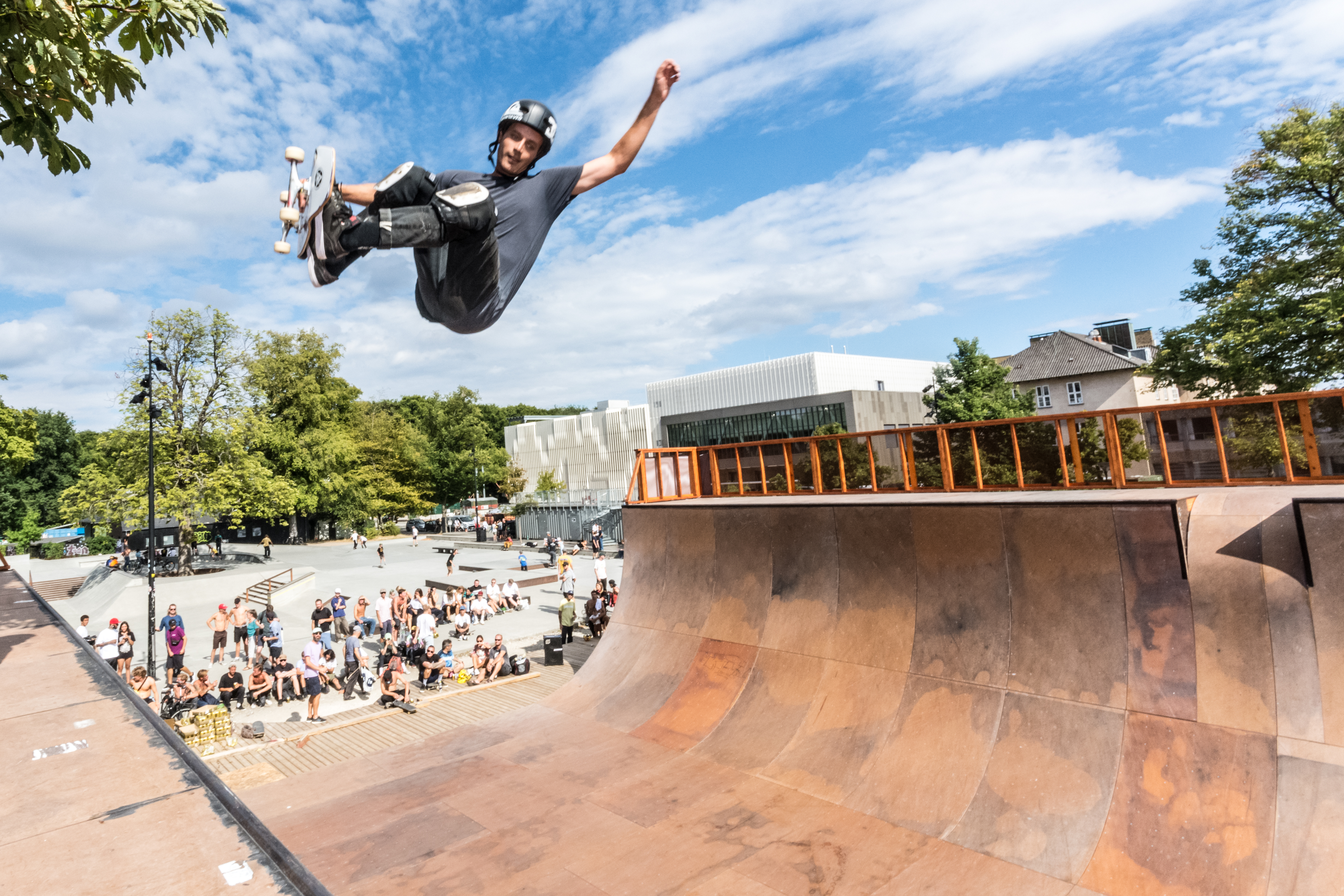 CPH PRO 2018 Vert and Hullet Session - 21 - Zach Miller
