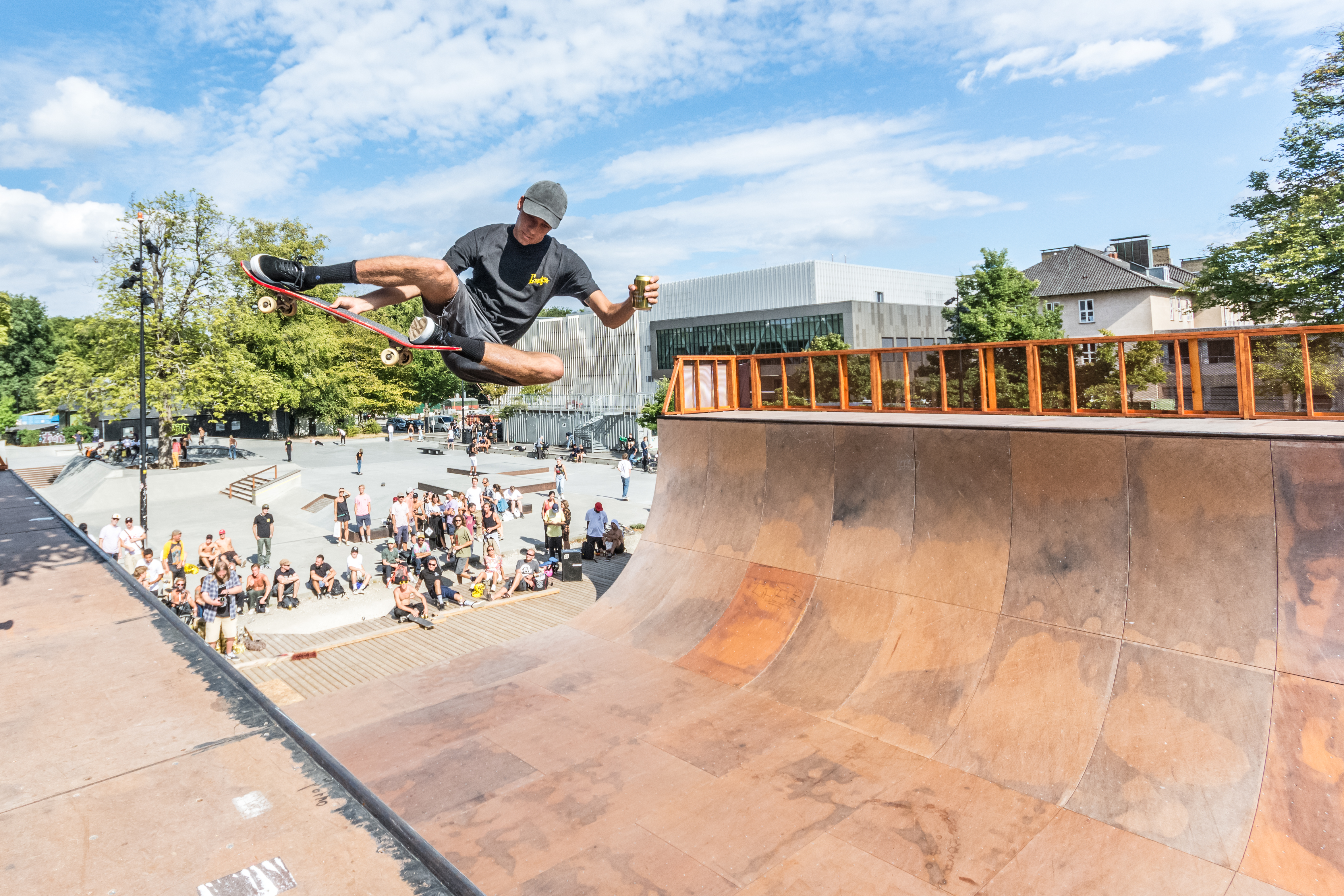 CPH PRO 2018 Vert and Hullet Session - 22 - Jimmy Wilkins