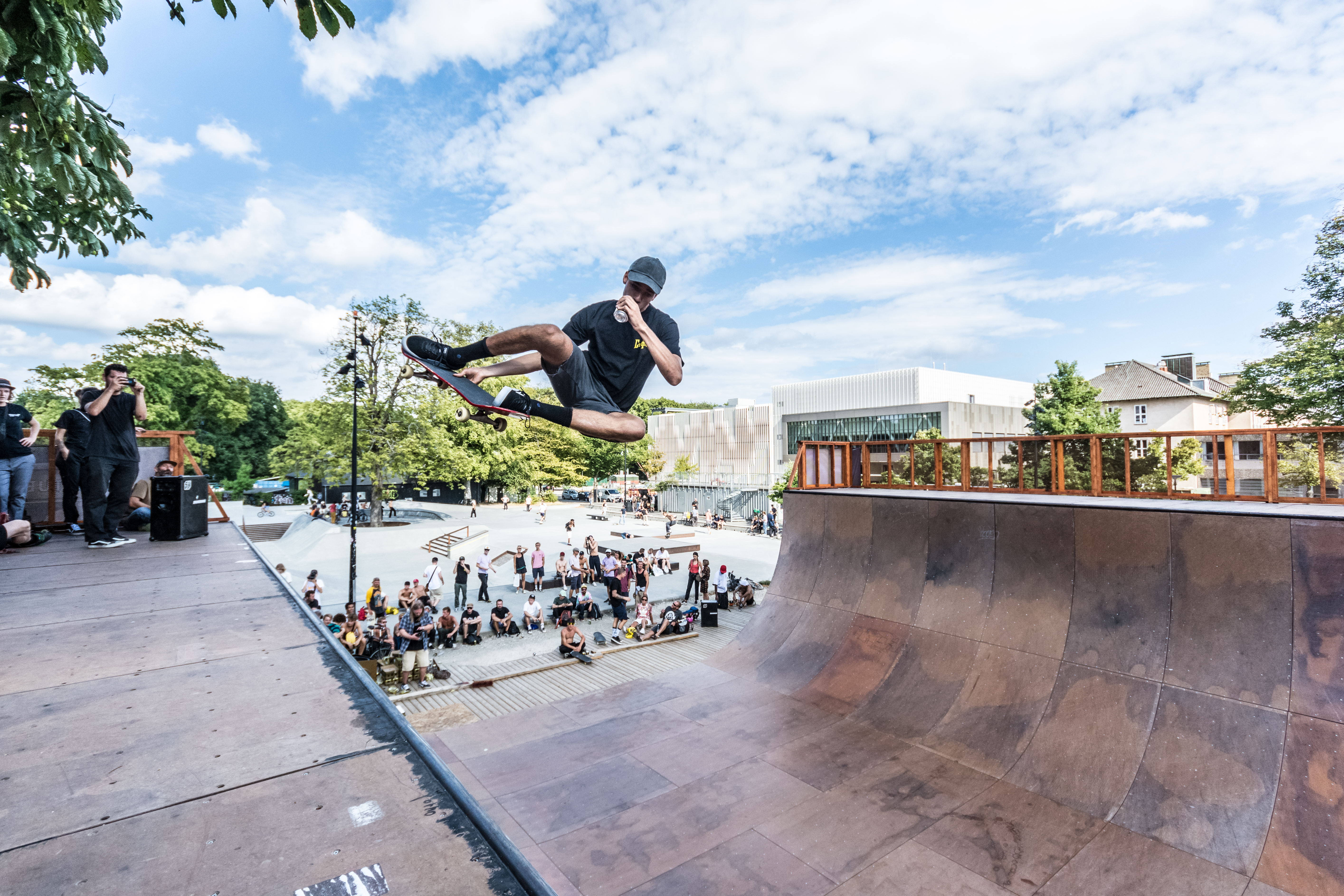 CPH PRO 2018 Vert and Hullet Session - 23 - Jimmy Wilkins