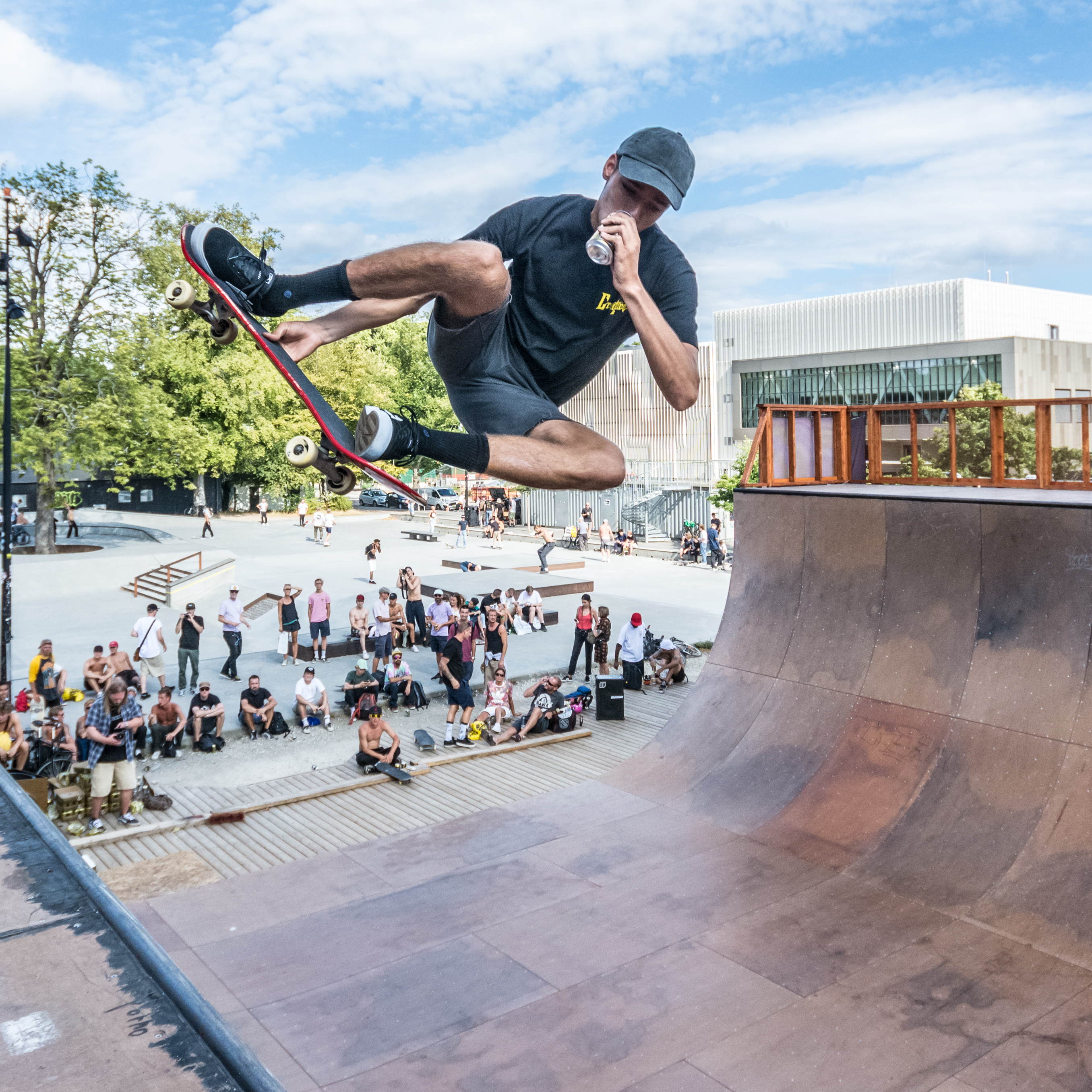 CPH PRO 2018 Vert and Hullet Session - 24 - Jimmy Wilkins