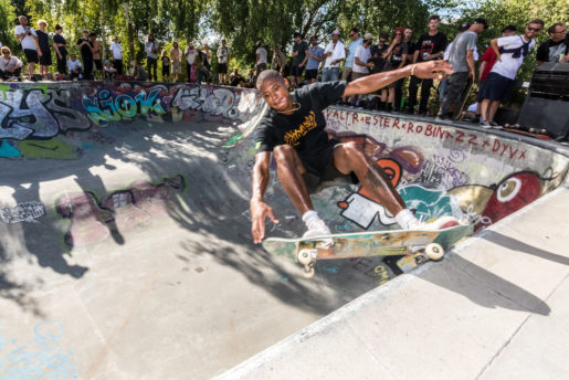 CPH PRO 2018 Vert and Hullet Session - 28 - Ishod Wair
