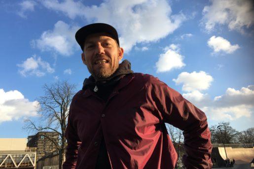 Thomas Madsen, Parken, Photo: Thomas Kring