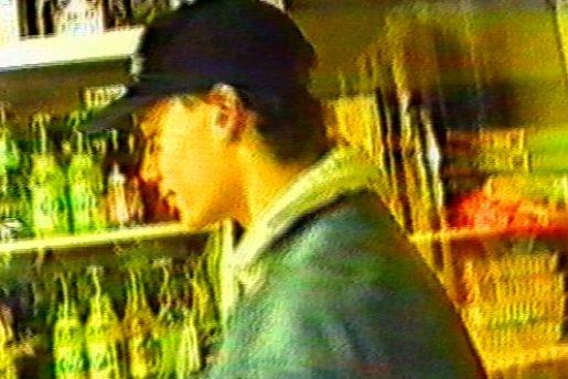 Henrik Andersen, as seen in the Hillerød hardcore film