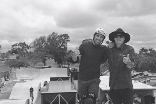 Adam Taylor & Andy Mac, Photo: not sure