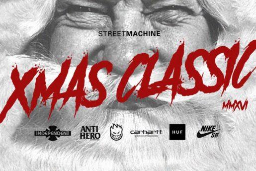 STREETMACHINE XMAS CLASSIC!