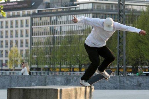 Nis Andersen, Jamers. Photo: Emil Hvilsom.