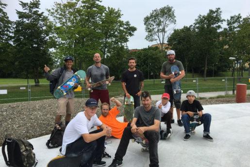 Nicky's Crew, Thomas kring, Hugo Boserup, Rune Glifberg, Peter Stege, Herman Møller, Robyn and more Photo: Herman Møller's Mom